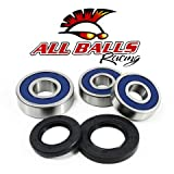 All Balls Wheel Bearing Kit Rear for Yamaha FJ1200 FZR GTS