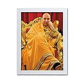 Jai Guruji Framed Poster