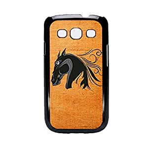 Vibhar printed case back cover for Xiaomi Redmi 2 Prime HorseVector