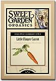 Little Finger Carrot - Heirloom Seeds