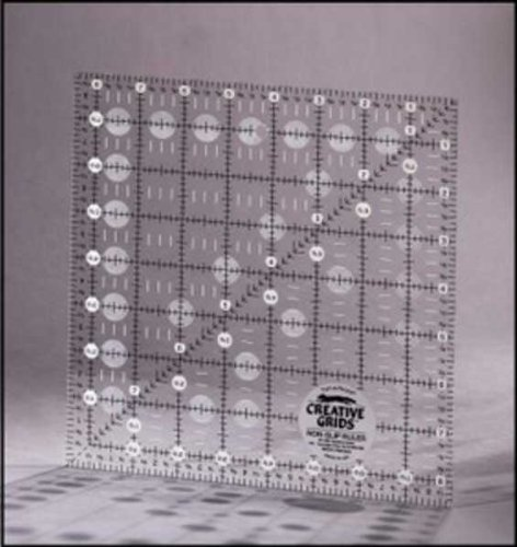 Creative Grids Quilting Ruler 11 1/2 Inch Square