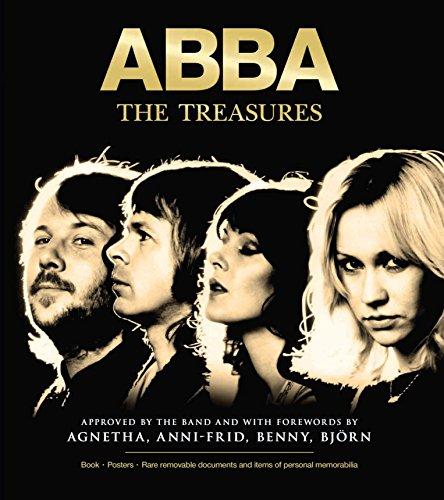 ABBA The Treasures [Halling, Ingmarie - Palm, Carl Magnus] (Tapa Dura)