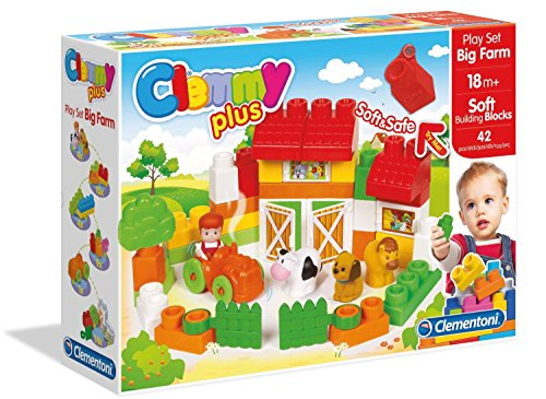 Clemmy Plus Farm 42Pc - 1