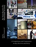 img - for An Introduction To Homeland Security: A Compilation and Commentary on Key Doctrine and Policy book / textbook / text book