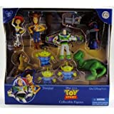 51cK%2BbaQuzL. SL160  Disney/Pixar Toy Story Figurine Figure Set