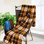 [Scotch Plaids - Yellow/Brown] Soft C...