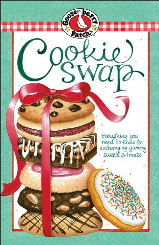 Cookie Swap Cookbook by Gooseberry Patch, Gooseberry Patch