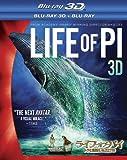 ライフ・オブ・パイ/トラと漂流した227日 3D・2Dブルーレイセット<2枚組> [Blu-ray]