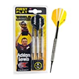 Target Darts Adrian Lewis First Play Adrian 'Jackpot' Lewis First Play Soft Tip Darts, 18gm