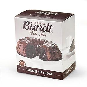 Nordic Ware Original Tunnel of Fudge Bundt Mix
