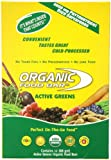 Organic Food Bar, Active Greens, 2.4 Ounce (Pack of 12)