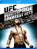 UFC Rampage Greatest Hits BD [Blu-ray]