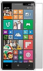 Johra Transparent HD Matte Scratch Resistant Screen Guard For Nokia Lumia 830