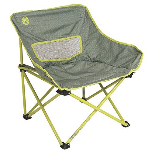Coleman Kickback Breeze Chair, Lime (Coleman Breeze compare prices)