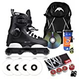 Razor Deluxe Aggressive Skates Pack (Skates, Backpack and Accessories) by Razor Skates