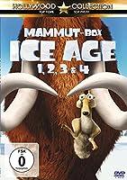DVD * Ice Age 1-4 Mammut Box [Import allemand]