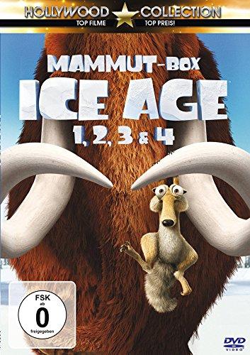 Ice Age 1-4 [4 DVDs] hier kaufen