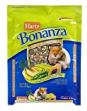 Hartz Bonanza 4-Pound Gourmet Diet Supply, Hamster and Gerbil