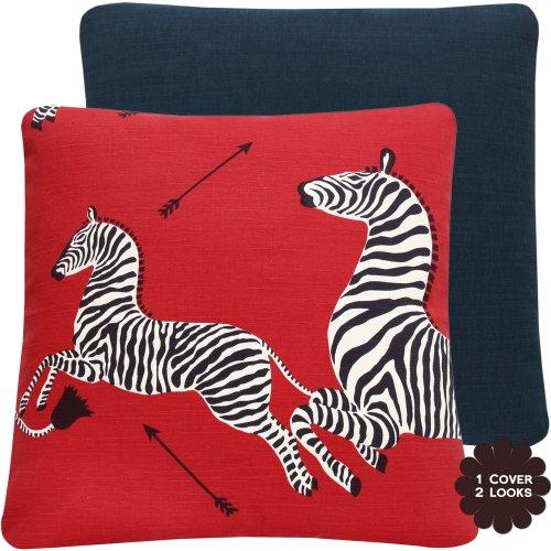 Red Zebra Bedding front-152850
