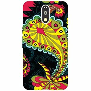 Motorola Moto G4 Plus Back Cover ( Designer Printed Hard Case)