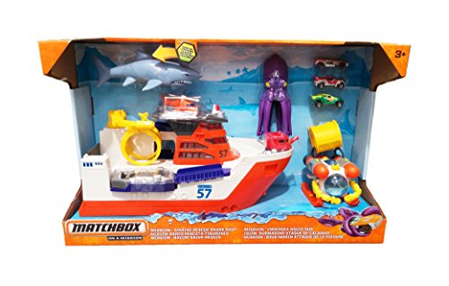 Matchbox Marine Rescue front-373862