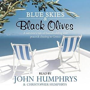 Blue Skies and Black Olives Audiobook