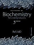 #6: Textbook of Biochemistry for Undergraduates