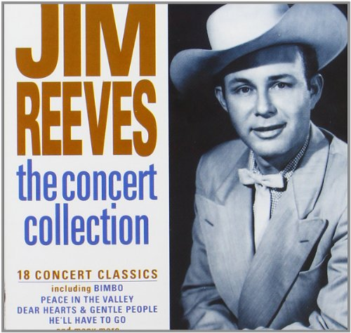 Jim Reeves - the Concert Collection--CD-1996-UNiCORN INT Download