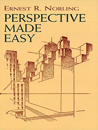 Perspective Made Easy (Dover Art Instruction) - Kindle