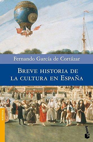 Breve historia de la cultura en España (Divulgación. Historia)