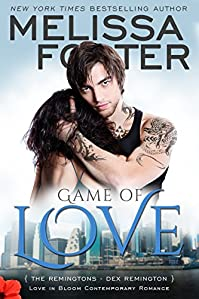 (FREE on 11/30) Game Of Love by Melissa Foster - http://eBooksHabit.com