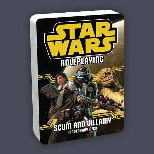 SW RPG: Scum and Villainy Adversary USWR01 - 1