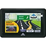 "Peak PKC0PB 4.3"" GPS Navigation System with Backup Camera"
