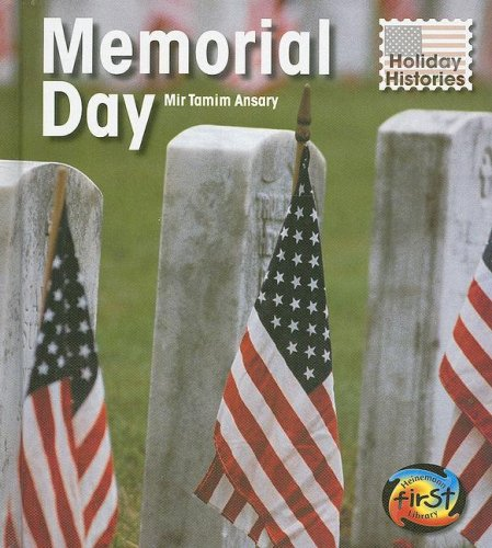 Memorial Day (Holiday Histories (2nd Edition))