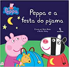 Peppa Pig: Peppa e A Festa do Pijama (Em Portugues do Brasil): Mark