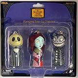 Nightmare Before Christmas ~ Hanging Lite-ups - JACK, SALLY & BAT