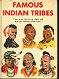 Famous Indian Tribes (0394906519) by Moyers, William