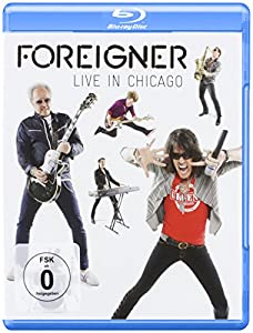 Live In Chicago [Blu-ray] [2012] [Region Free]