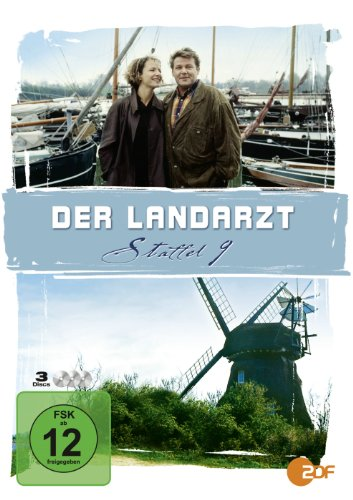 Der Landarzt - Staffel 9 (Jumbo Amaray - 3 DVDs)