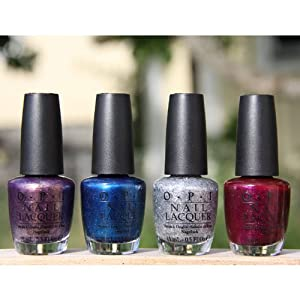 OPI 2011 Miss Universe collection 4pc set Full size