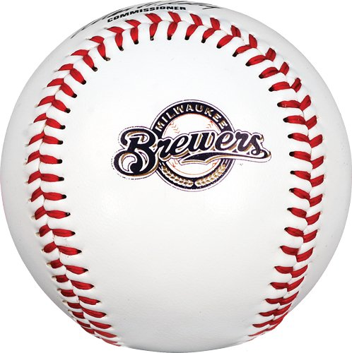 K2 Baseball With Team Logo - Milwaukee Brewers at Amazon.com