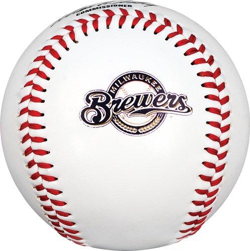 MLB Milwaukee Brewers K2 Baseball with Team Logo