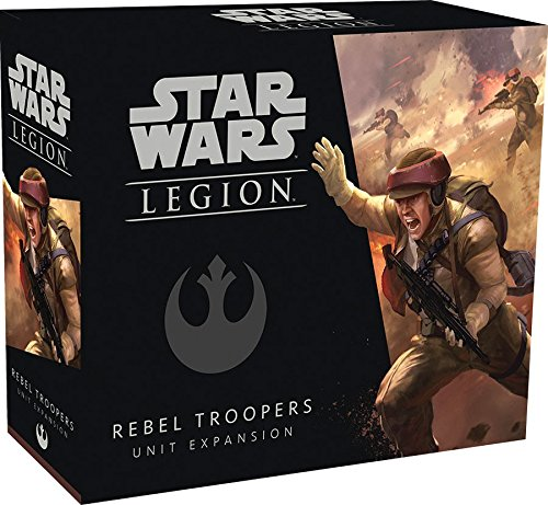 Rebel Troopers Star Wars Expansion