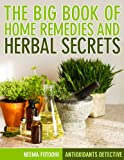 img - for Big Book Of Home Remedies And Herbal Secrets book / textbook / text book