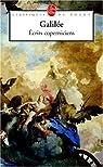 Écrits coperniciens par Galilée