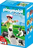 Playmobil 5213 Figure Set - Border Collie Family