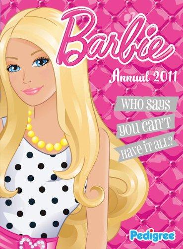 Barbie Annual 2011