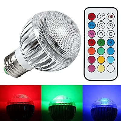 Auraglow Colour Changing 4.2w Bulbs