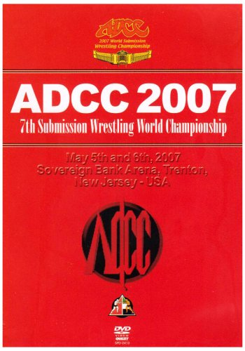 ADCC 2007 2007.5.5-6 アメリカ・ニュージャージー [DVD]