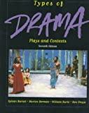 img - for Types of Drama: Plays and Contexts by Morton Berman (1997-06-03) book / textbook / text book